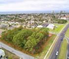 101 Gardenia Drone Shot